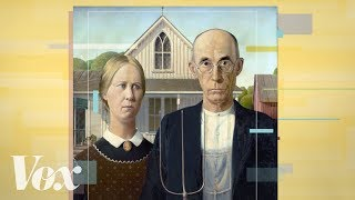 Video How American Gothic became an icon download MP3, 3GP, MP4, WEBM, AVI, FLV September 2017