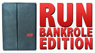 Deck Review - Run BankRoll Edition Playing Cards ***FREE DECK***