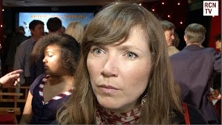 Jessica Hynes Interview - Suffragettes Sitcom - Pudsey the Dog The Movie Premiere