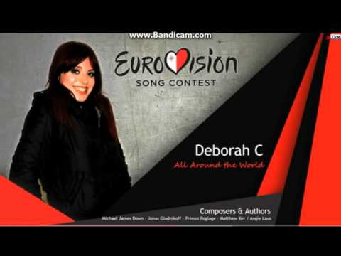 All Around The World - Deborah C (MESC 2016)
