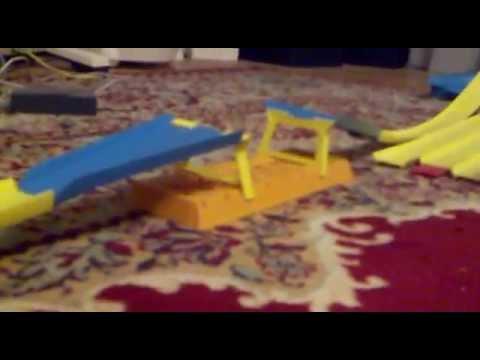 Matchbox Superfast Track Rennbahn Beschleuniger2