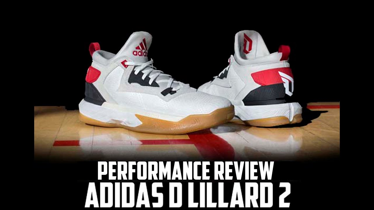 purchase cheap c6a69 19093 0553 adidas D Lillard 2 Performance Review