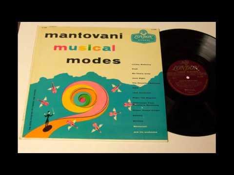Mantovani And His Orchestra – Musical Modes - 1956 - full vinyl album