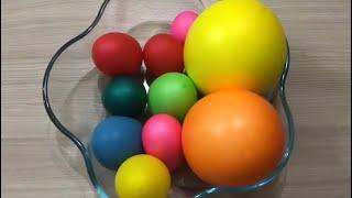 METALİK BALONDAN NE ÇIKARSA DEV SLIME TARİFİ MAKING SLIME WITH BALLOONS !! OyunTanrıçası tv