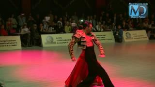 Stefano Di Filippo & Daria Chesnokova - Paso Doble show
