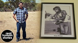 Nicky Winmar Black And Proud