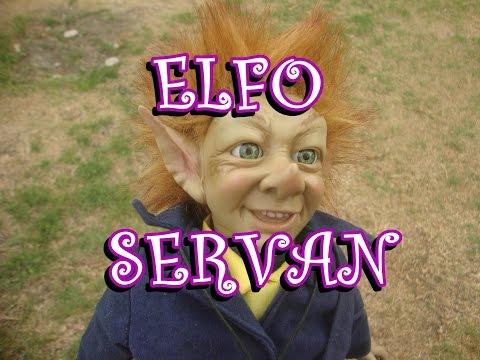 WISHIMATION - Elfo Servan Y Su Cuento