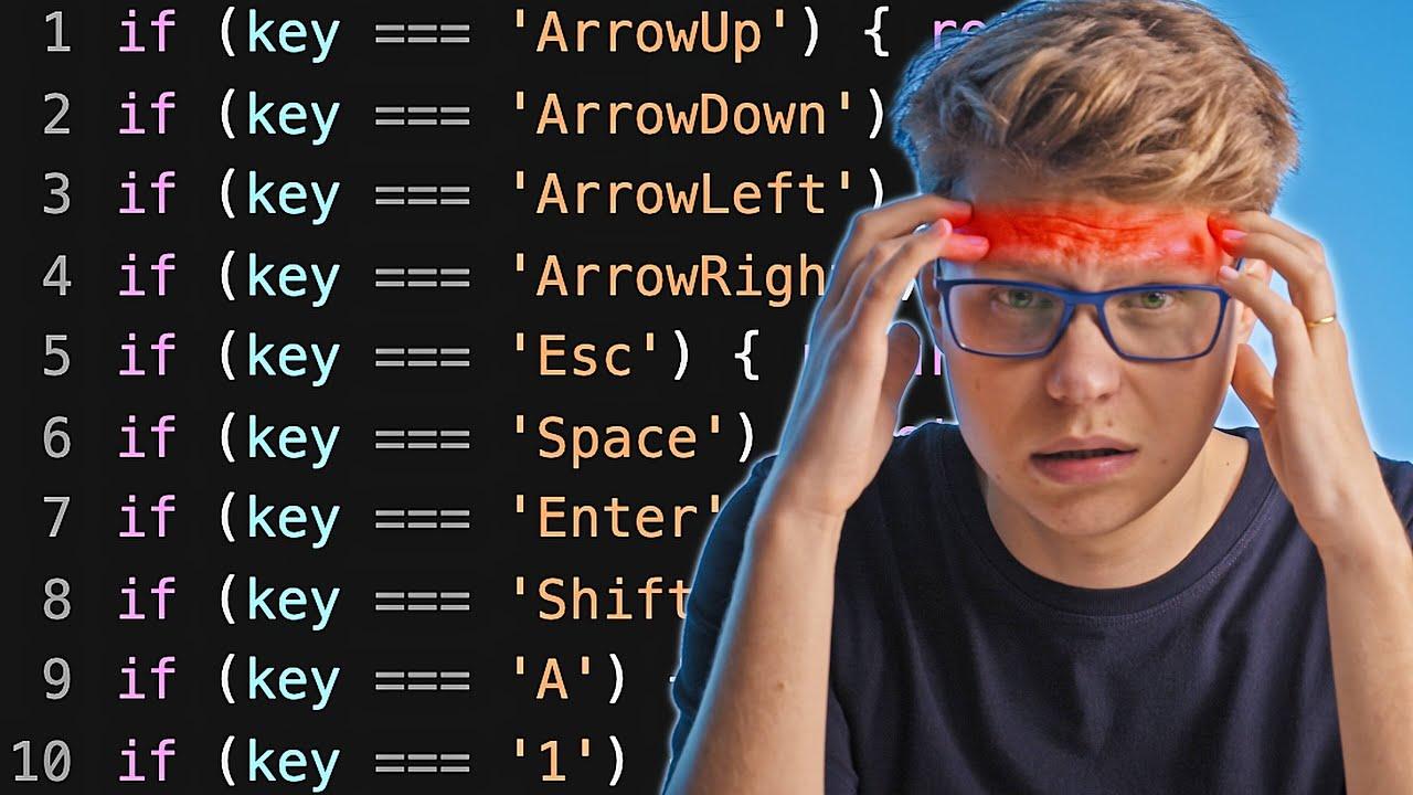 Um júnior já deveria saber como reduzir a quantidade de IFs de um código (e você, sabe?)