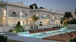 Download lagu Allegra Residential Samara Model Townhouses in Ciudad Quesada Spain MP3