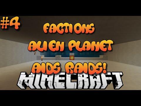 """Aids Raids!"" Cosmic Pvp Factions Alien Planet #4 (Season THREE) w/MsterHunter"