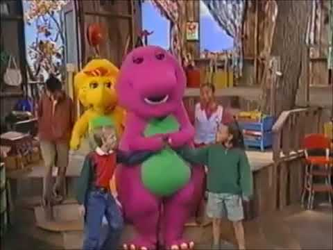 Barney: I Love You Song (1995 & 1997 Versions Mixed)