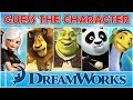 """Guess the Character """"DREAMWORKS"""" 