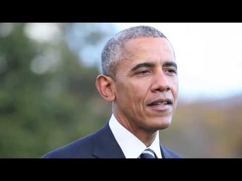 Take a walk with President Obama