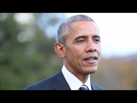 Thumbnail: Take a walk with President Obama