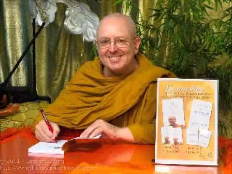 CRAZY PERSONS WAY TO FIND PEACE OF MIND BY AJAHN BRAHM