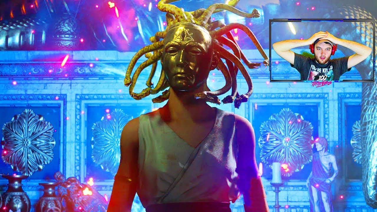 """""""ANCIENT EVIL"""" BOSS FIGHT & CUTSCENE REACTION! (Black Ops 4 Zombies DLC 2 Osterei) + video"""