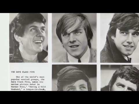 HURTING INSIDE--THE DAVE CLARK FIVE (NEW ENHANCED VERSION) 720P