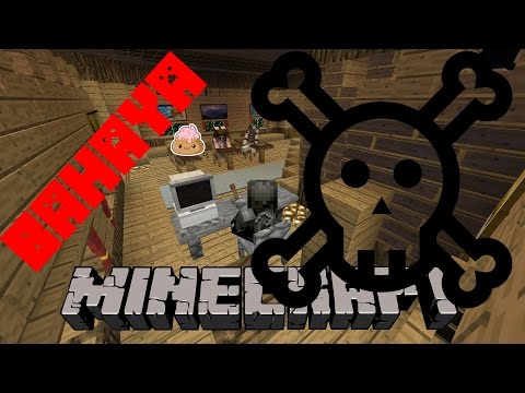 """SEKOLAH SANGAT BERBAHAYA"" Minecraft Fun Build Indonesia #12"