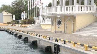 Завершается реконструкция причалов морского порта Сочи (Олимпстрой)