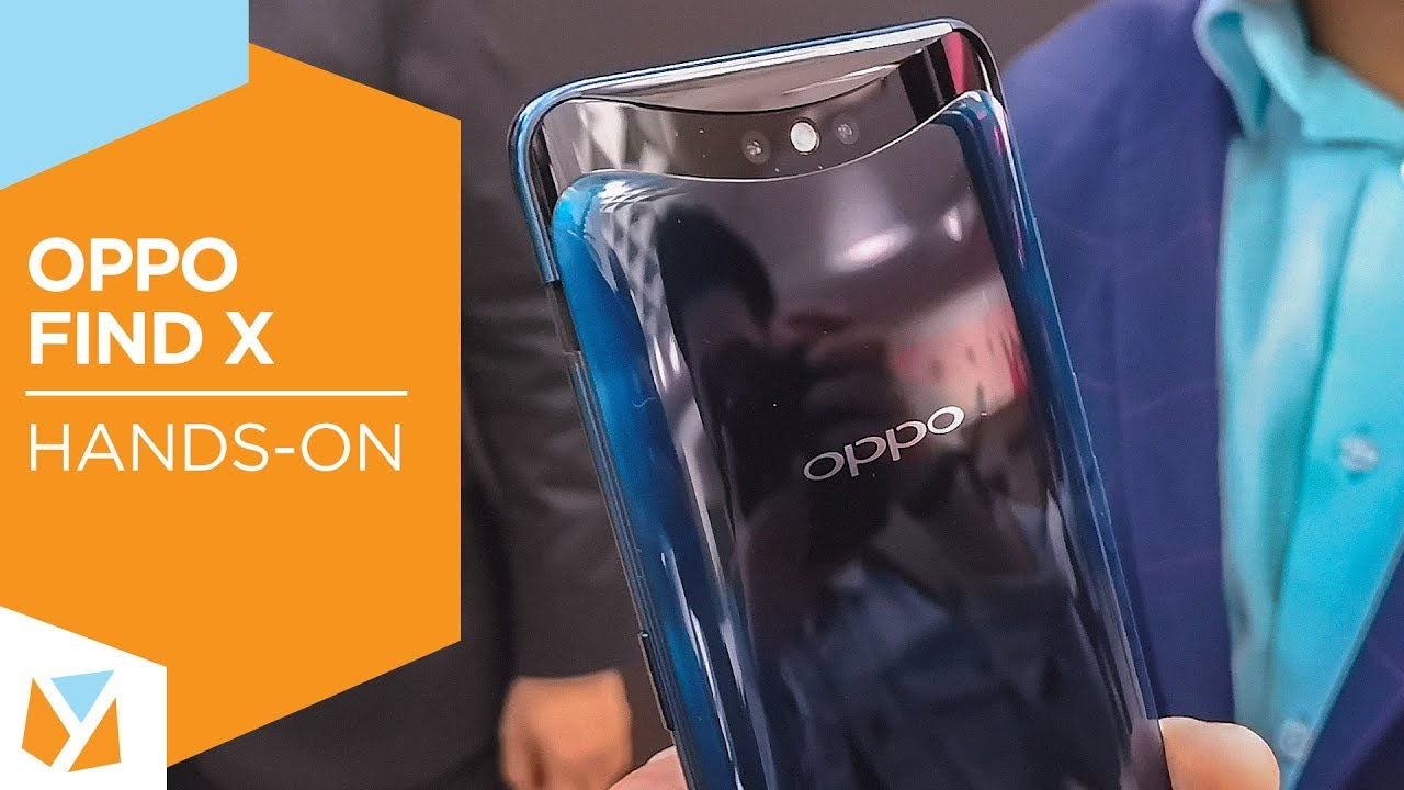 OPPO Find X Hands-on - is this the future?