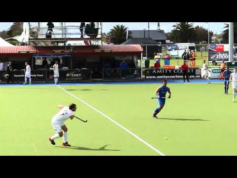 Blacksticks Men 37 v Samoa 0. Oceania Cup hockey
