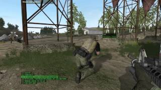 Arma: Gold Edition   Gameplay (Fraps Test)
