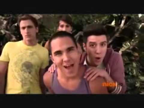 Big Time Rush WINDOWS DOWN new version de nick