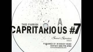 Theo Parrish - Capritarious #7