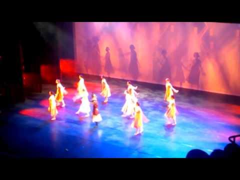 Isabella Pacitti / Jazz rock Ballet show 2014