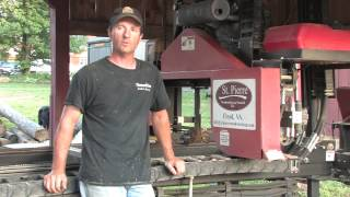 Bill Stpierre Woodworking And Sawmill