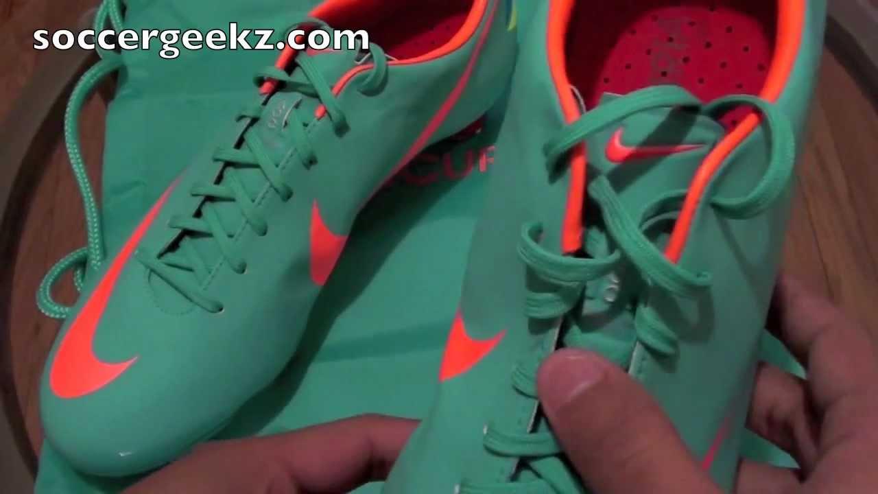 585147d930f4 Nike Meruciral Vapor VIII (8) ACC - Retro Total Orange Challenge Red  Unboxing