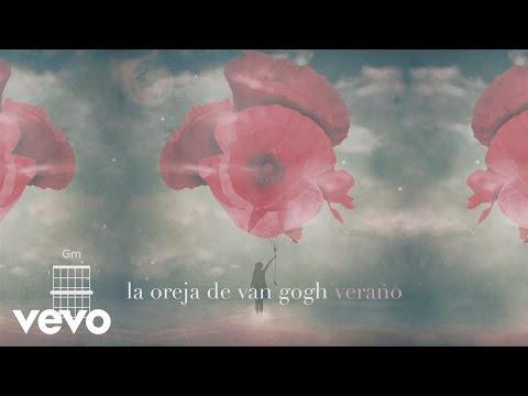 La Oreja de Van Gogh - Verano (Lyric Video)