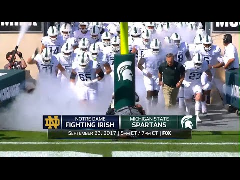 Week 4 Preview: Notre Dame at Michigan State