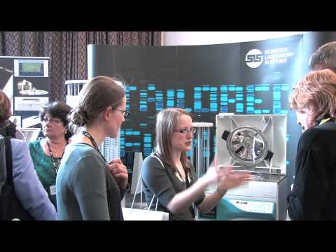 Lab Talk video - 2014 Scientific Laboratory Show
