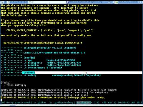 Distributed Python: Celery   MagMax Blog