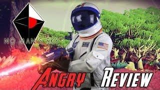 Angry Joe Show - No Man's Sky (rus vo)