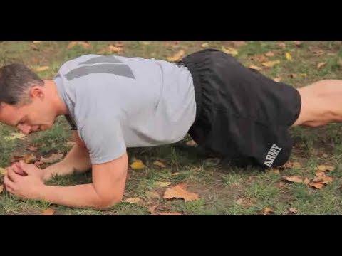 Basic Training Exercises   Boot Camp