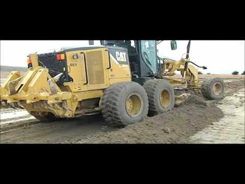 2010 Caterpillar 160M motor grader for sale | sold at auction December 30, 2015