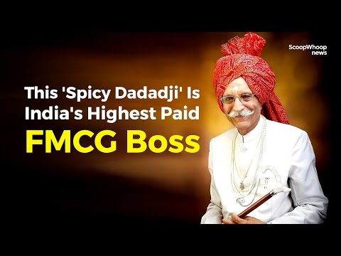How the MDH Boss Built A Rs 1,500-Crore Spice Empire