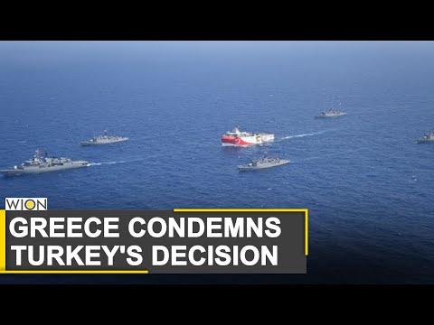 Turkey to send its ship back to eastern Mediterranean | World News | WION News