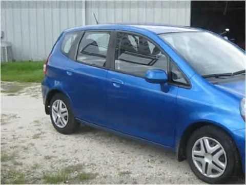 2007 Honda Fit Used Cars Slidell, New Orleans LA