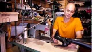 Ремонт обуви. Сапоги Dior обувь которая вдохновляет.