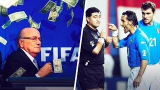 FIFA World Cup 2002: One of the biggest scandals in football history - Oh My Goal