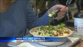 MedMinute: Side effects of high-fat diets
