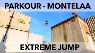 Parkour - MonteLaa | Extreme Jump by Martin Schauer