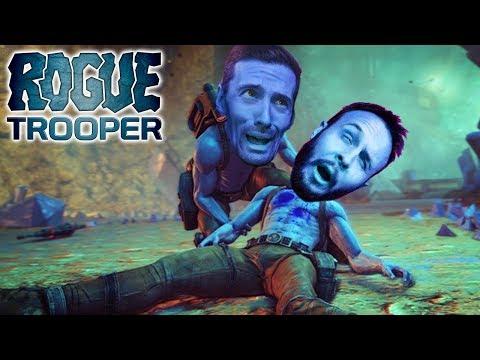 We Blue Men - Rogue Trooper Gameplay Part 1 |