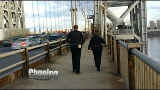 Port Authority Cops Helping Save Lives