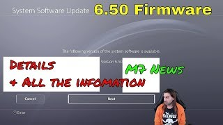 New PS4 Firmware 6 50 Update PlayStation 4 6 5 Install And Details PS4 2019