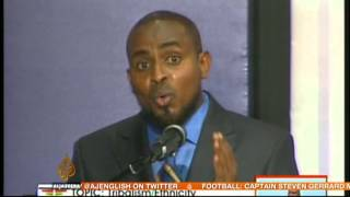 Live kenya presidential debate -Mohamed Abduba Dida is  the winner