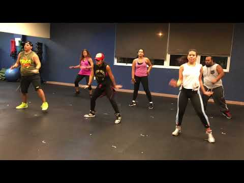 Zumba warm up – Francine a pro remix – dj baddmixx